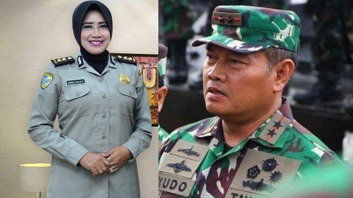 PERWIRA Polisi Sekaligus Istri Jenderal, Ini Dia Sosok Pendamping Hidup Calon Panglima TNI