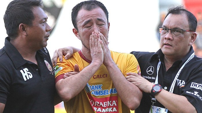Yu Hyun Koo Masih Jengkel dengan Penalti Ghaib Arema FC
