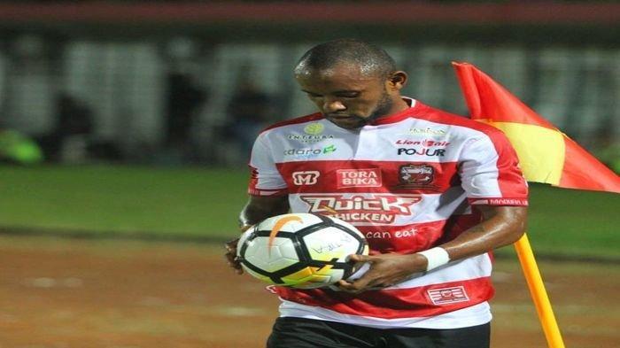 Depak Zah Rahan, Madura United Rekrut Mantan Pemain yang Pernah Bermain di Persija & Bhayangkara FC