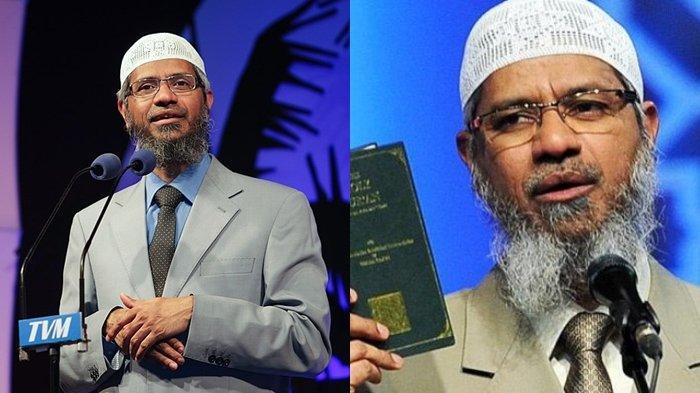 Mengenal Zakir Naik Pendakwah Internasional Asal India, Suka Debat & Hafal Kitab Agama Seluruh Dunia