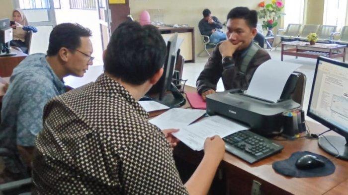 Zamsul Laporkan Keponakan Sendiri ke SPKT Polresta Palembang, Ternyata Begini Penyebabnya