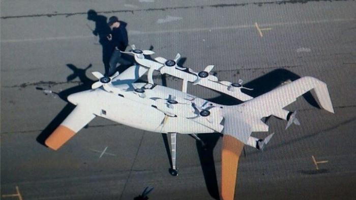 Pendiri Google, Larry Page Diam-diam Bikin Mobil Terbang