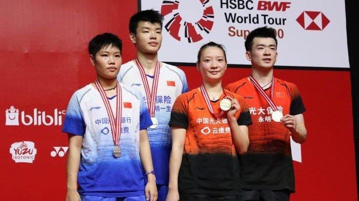 Hasil Bulutangkis Olimpiade Tokyo 2020 Final, Penakluk Praveen/Melati Sampai Hanya Dapat Perak