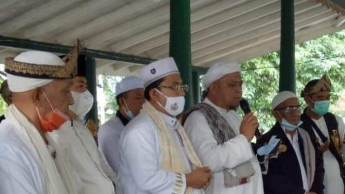 Mengenang Masa Pengasingan SMB II di Ternate, KPD Ziarahi Kompleks Pemakaman Sultan di Palembang