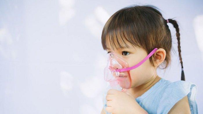 SAYANGI NYAWA Anak, Ribuan Balita Terpapar Virus Corona: Hindari Bermain di Luar Rumah