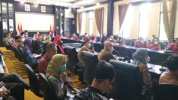 Ombudsman Cap Zona Merah Pelayanan Publik Pemkot Pagaralam, Walikota Alpian: Tahun Ini Harus Hijau