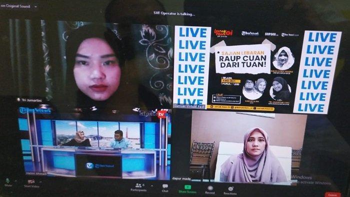 Cerita Pengusaha Kuliner di Palembang, Banjir Orderan di Momen Ramadan dan Lebaran, 'Saya Kewalahan'