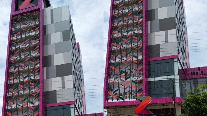 Hotel The Zuri Jadi Hotel Bintang Empat Pertama di Baturaja, Awal November 2020 Beroperasi