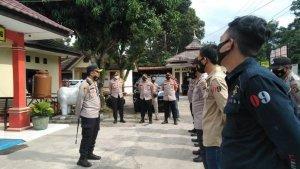 Mutasi di Wilayah Hukum Polres Muaraenim, Kasat Reskrim ...