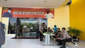 BREAKING NEWS: Penyidik KPK Kembali Datangi Kantor Dinas PUPR Muba, Polisi Siaga di Pintu Masuk