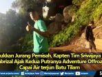 kapten-tim-sriwijaya-fc-ambrizal-ajak-kedua-putranya-adventure-offroad-capaiair-terjun-batu-tilam.jpg