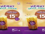 Promo Chatime Hari Ini Terakhir Bisa Nikmati Brown Sugar Fresh Milk hanya Rp15 Ribu