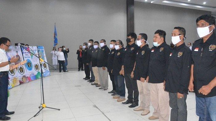 Persatuan Wartawan Indonesia Poso Dikukuhkan, Target Selenggarakan Uji Kompetensi