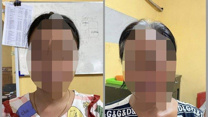Dua Wanita asal Kampung Narkona Tatanga Dibekuk, Polisi Duga Bandar Besar Sabu