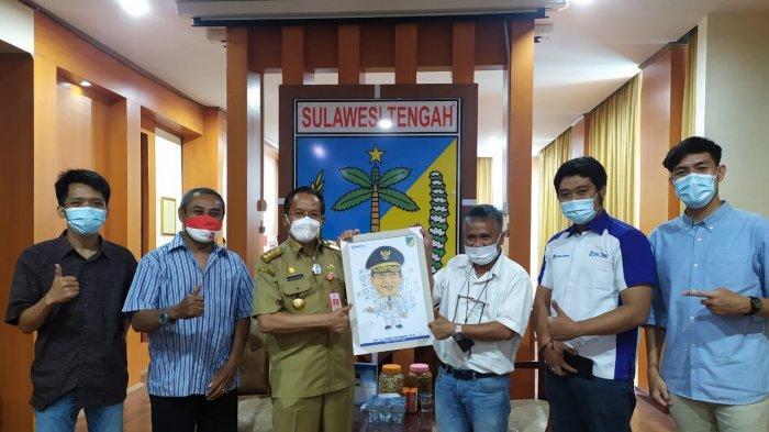 Longki Djanggola Target Vaksinasi Sulteng Rampung Sebelum Masa Jabatannya Berakhir Juni 2021