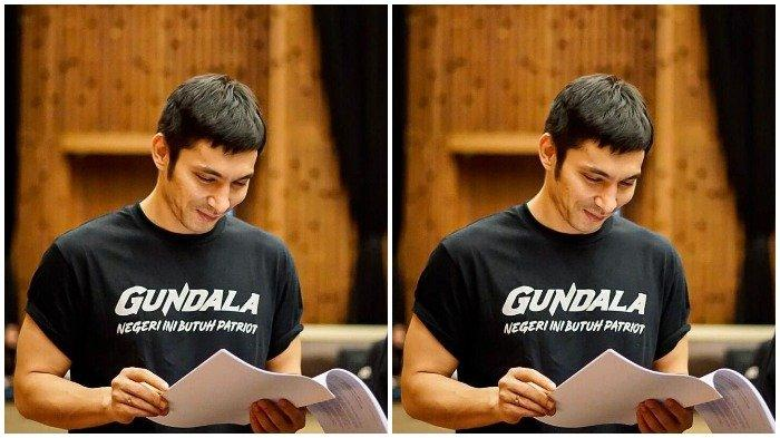 Abimana Aryasatya, pemeran utama film Gundala.