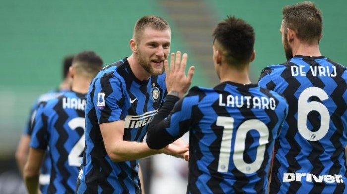 Hasil Liga Italia: Inter Milan Kalahkan Bologna, Lukaku Bawa Nerazzurri Tak Terkalahkan di 9 Laga
