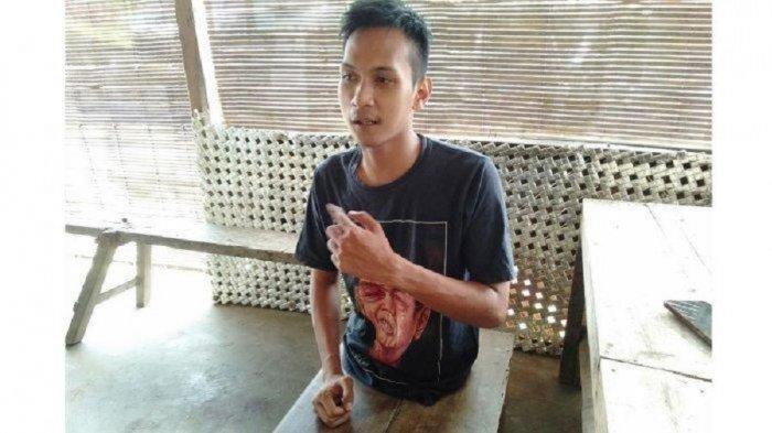 Kisah Pemuda Pedagang Makanan Difabel asal Tasikmalaya: Tetap Semangat dan Tak Pernah Mengeluh