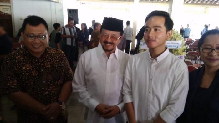 Pesaing Gibran Rakabuming, Achmad Purnomo Nyatakan Mundur dari Pilkada Solo 2020