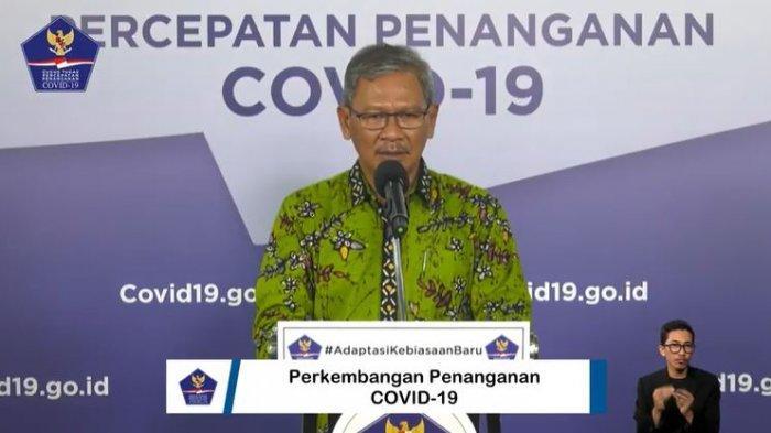 Update Covid-19 Indonesia, Jumat 26 Juni: 7 Provinsi Ini Dilaporkan Tak Ada Penambahan Kasus Baru