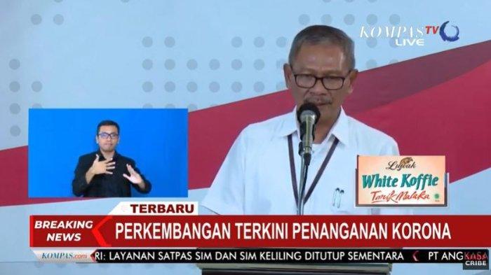 BREAKING NEWS: Total 1.790 Kasus Virus Corona di Indonesia per Kamis, 2 April 2020