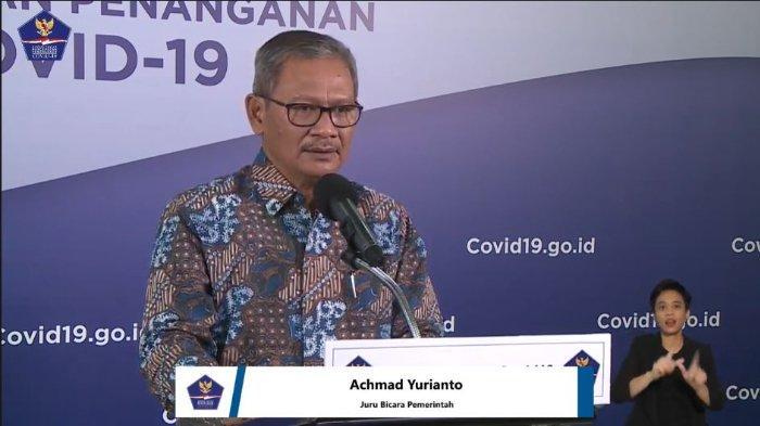 Update Virus Corona Indonesia, Senin, 4 Mei 2020: Catat 395 Kasus Baru, Total 11.587 Kasus Positif