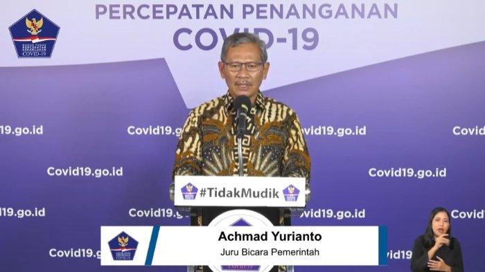 Update Covid-19 Indonesia Rabu 20 Mei 2020: Naik 693 Kasus, Total 19.189 Pasien, 4.575 Orang Sembuh