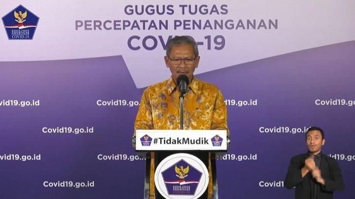 Update Virus Corona di Indonesia per Jumat, 8 Mei 2020: Catat 336 Kasus Baru, Total Ada 13.112 Kasus