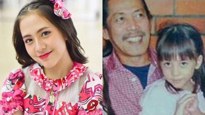 Cerita Kedekatannya dengan sang Kakek, Adhisty Zara Akui Sempat Dilarang Acil Bimbo Masuk JKT 48