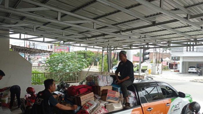 ACT Sulteng Kirim Kebutuhan Bayi dan Perempuan ke Majene Sulbar