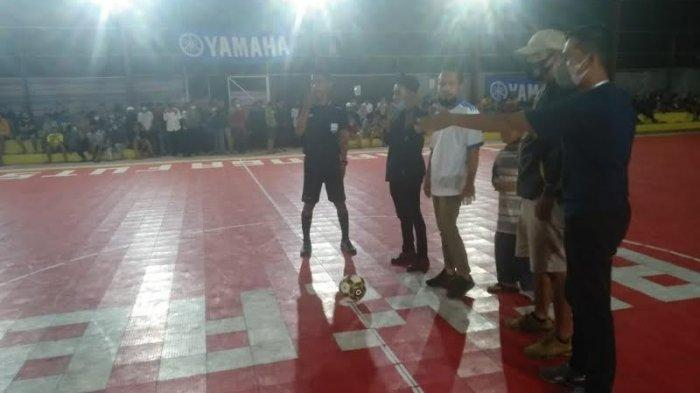 Cari Bibit Atlet Potensial, Afkab Parimo Gelar Liga Futsal Ramadan