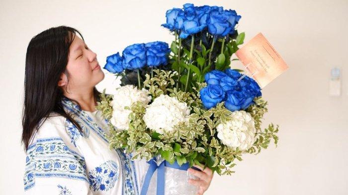Istri Marcus Gideon Pamer Bunga di Hari Valentine, Istri Hendra Setiawan Iri: Tolong Ajari Temannya!