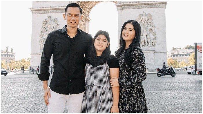 15 Tahun Jalani Pernikahan, Annisa Pohan Ungkap Syukur dan Terima Kasih pada AHY