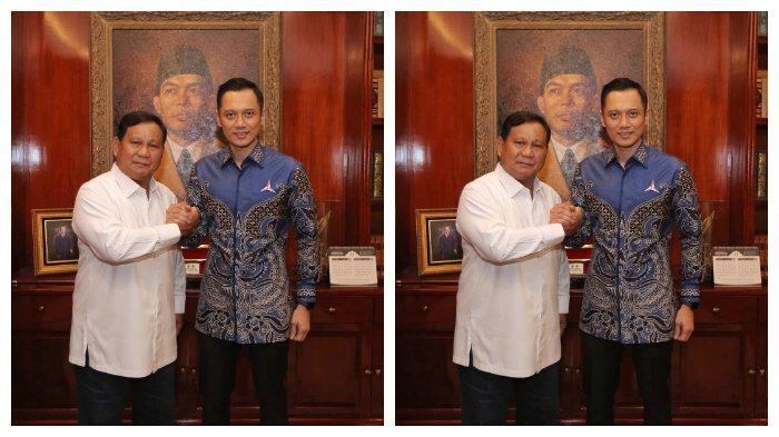 Prabowo Subianto Tidak Terpilih Jadi Presiden RI Periode 2019-2024, AHY Tetap Berikan Apresiasi
