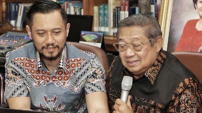 Beri Ucapan Selamat Ulang Tahun ke SBY, AHY: Kami Berharap Pepo Selalu Sehat dan Tersenyum