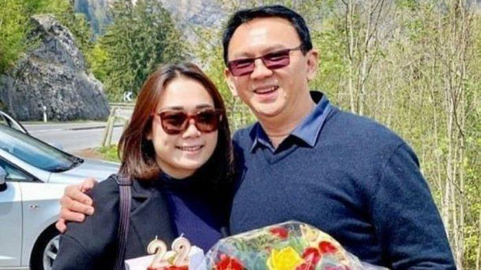 Ahok Ulang Tahun ke-54, Puput Nastiti Devi Tulis Kalimat Romantis untuk Suami: Bersyukur Memilikimu