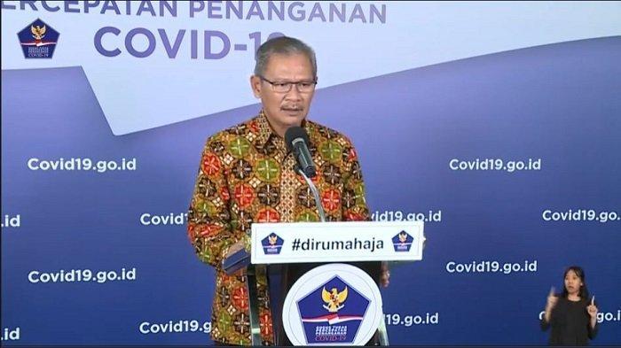 Update Covid-19 Indonesia Sabtu (2/5/2020)Total 10.843 Kasus, Meninggal 831 Jiwa, Sembuh 1.665 Orang