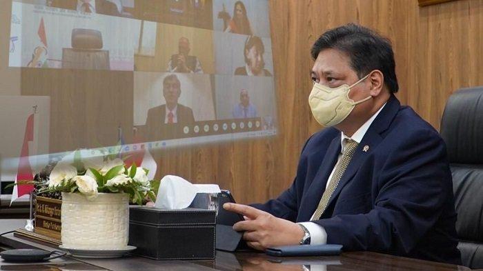 Raih Priyadarshni Academy Global Award, Menko Airlangga: Penghargaan Ini untuk Rakyat Indonesia