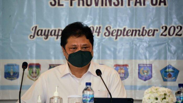 Pemerintah Target Penurunan Kasus Covid-19 Sebelum Pelaksanaan PON Papua
