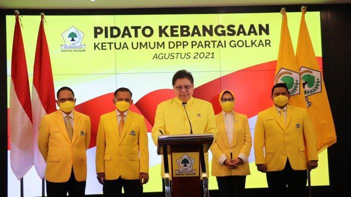 Partai Golkar Target Wujudkan Visi Negara Kesejahteraan 2045