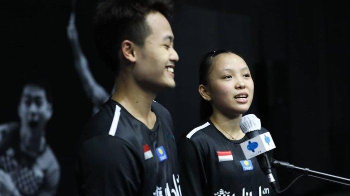 Finalis Tak Terduga, Akbar/Winny Tantang Praveen/Melati di Final PBSI Home Tournament Sore Nanti