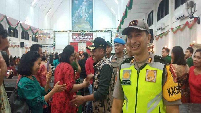 Kapolres Palu Bakal Tindak Warga yang Konvoi dan Mabuk-mabukan di Perayaan Tahun Baru