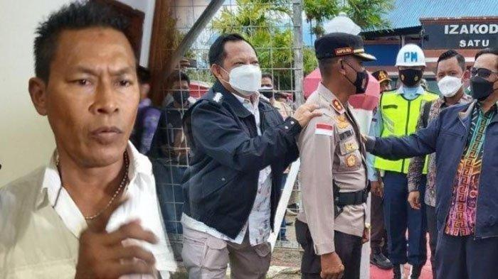 Untung Sangaji Dipijit Mendagri Tito, Dulu Lumpuhkan Teroris di Sarinah, Kini Akan Jaga PON XX