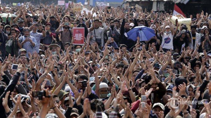 Aksi Gejayan Memanggil Tolak RUU Omnibus Law Disambut Baik oleh Mahfud MD