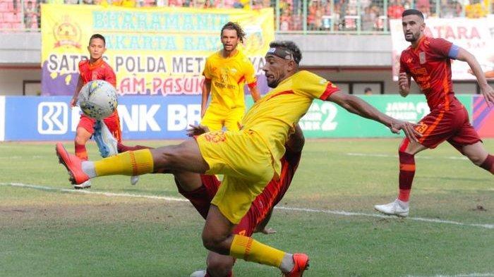 Update Liga 1: Persipura Jayapura Vs Bhayangkara FC, Tim Tamu Unggul Tipis, Lihat Cuplikan Golnya