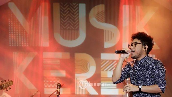 Heboh soal Bayar Royalti Hak Cipta Lagu dan Musik, Ini Tanggapan Kunto Aji: Simpan Kekhawatiranmu