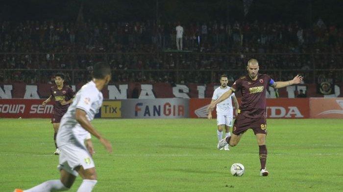 Update Liga 1: Babak Pertama Persita vs PSM Liga 1, Gol Asnawi Mangkualam Bawa Juku Eja Unggul 0-1