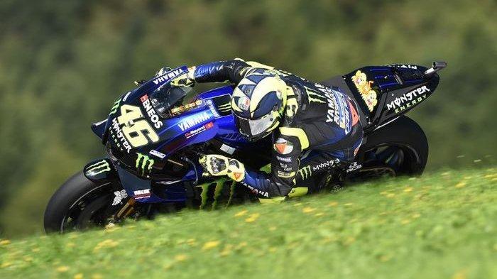 Hasil Race MotoGP Qatar 2021: Ini Penyebab Valentino Rossi Hanya Finis Urutan 12