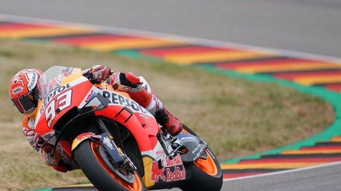 Jadwal dan Link Live Streaming MotoGP Amerika,Marquez Bisa Perpanjang Rekor King of COTA?