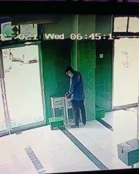Aksinya Terekam CCTV, Pencuri Kotak Amal Masjid di Banggai Babak Belur Dihajar Massa